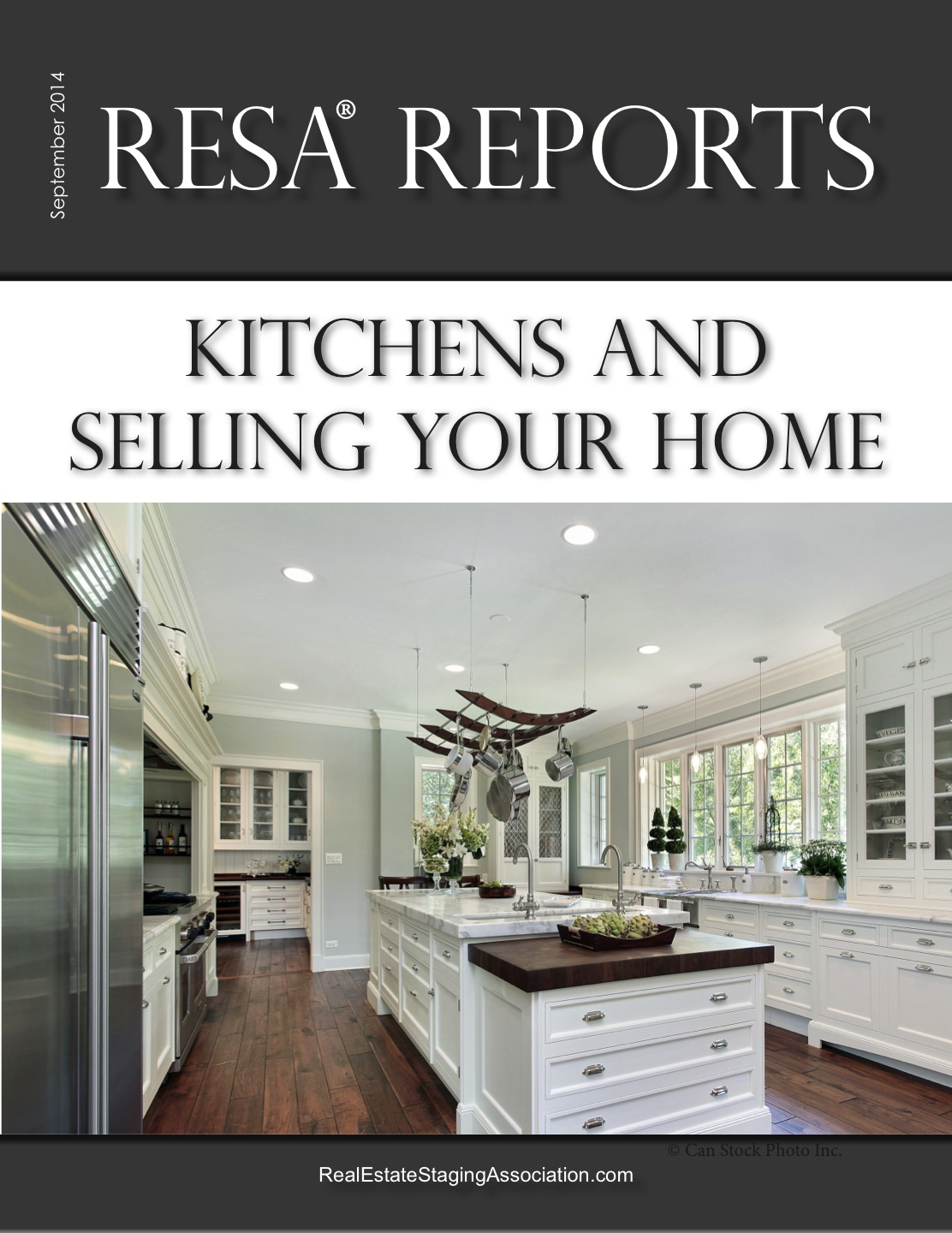 RESA Reports Kitchens and Selling Your Home